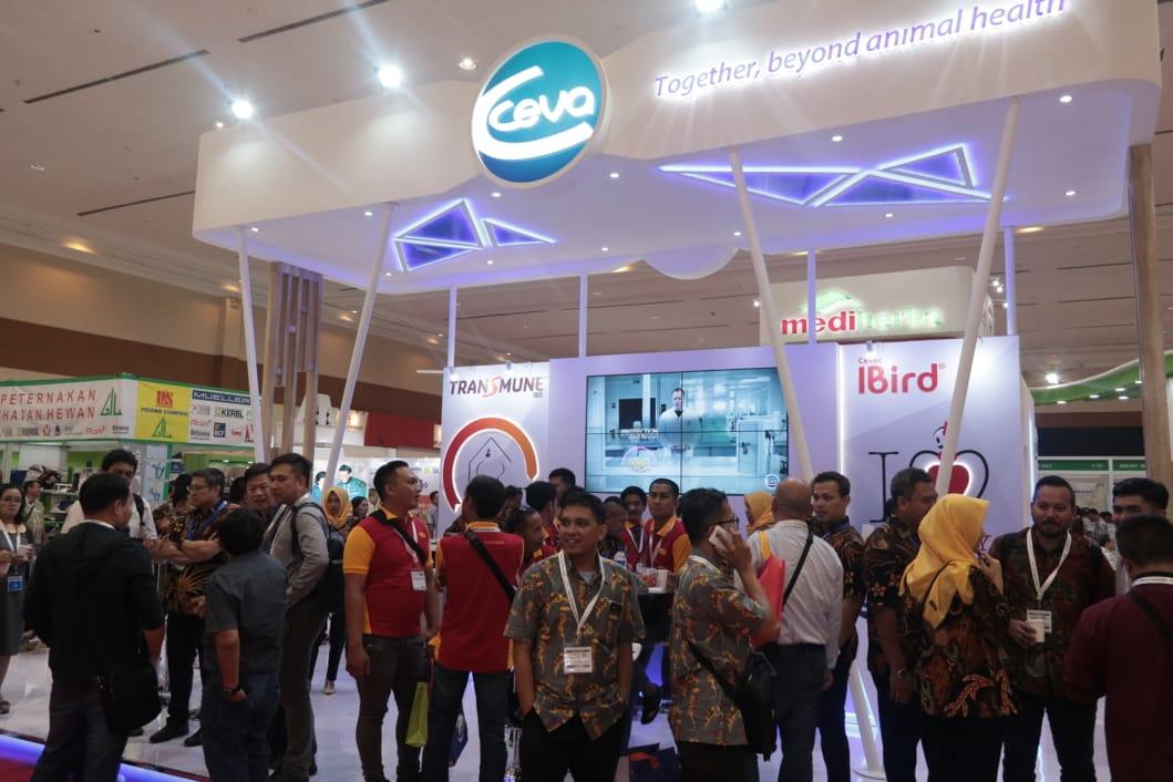 mengusung tema a new vaccine technology is coming soon secara keseluruhan ceva indonesia memberikan gambaran mengenai inovasi inovasi yang ceva miliki