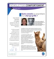 Newsletter comportement n°2 - mai 2013