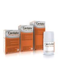 CARDALIS® 2,5 mg/20 mg, CARDALIS® 5 mg/40 mg et CARDALIS® 10 mg/80 mg